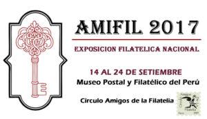 AMIFIL 2017 @ Museo Postal y Filatélico del Perú